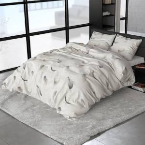 DreamHouse Bedding Verwarmend Laken Flanel - Wit 75 x 100 cm