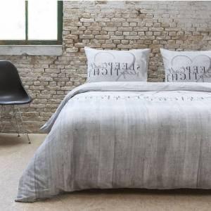 DreamHouse Bedding Santino 2-persoons (200 x 200/220 cm + 2 kussenslopen) Dekbedovertrek