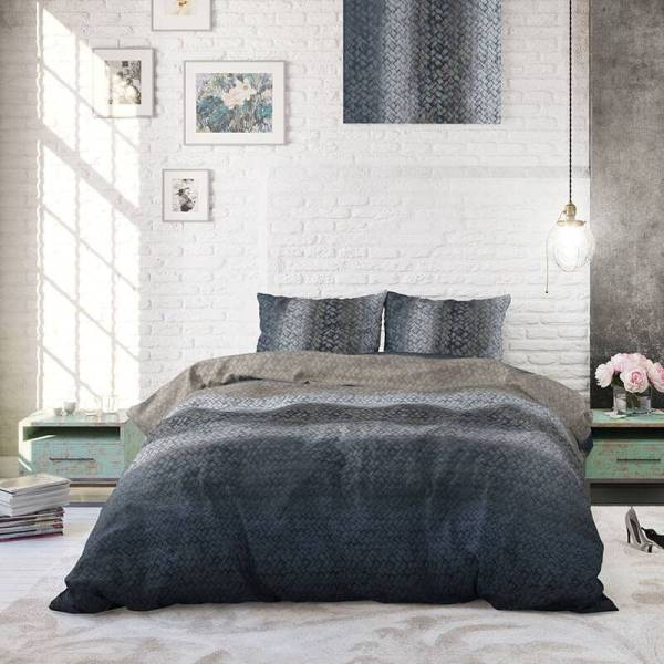 Kingsize Bedding 2-PACK: Kingsize Boxkussen - Gelvezel