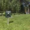 909 Outdoor Ultrasone Dierenverjager - Solar