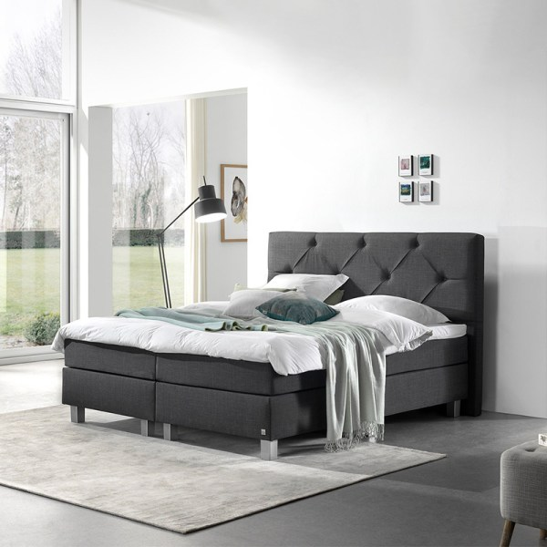 DreamHouse Bedding Boxspringset - Cody Pocket 140 x 200