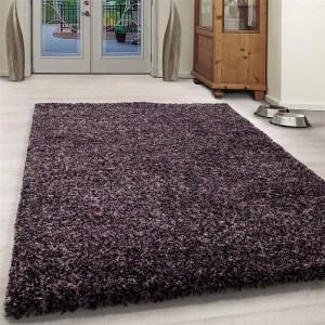 Enjoy Vloerkleed - Obe - Rechthoek - Lila 160 x 230 cm