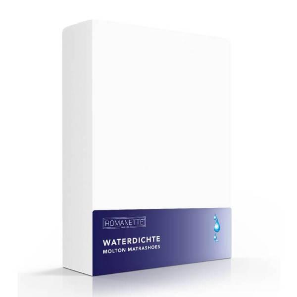 Luxe Waterdichte Molton Hoeslaken Romanette 70 x 200 - Ga naar Dekbed-Discounter.nl & Profiteer Nu