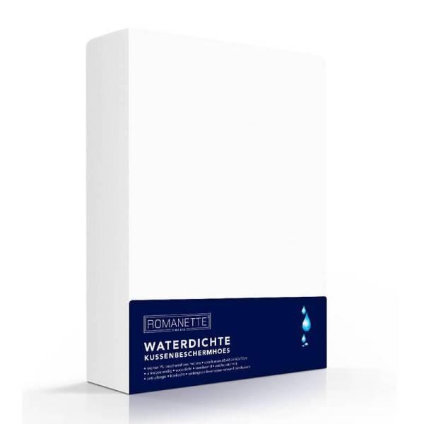 Luxe Waterdichte Kussenbeschermhoes Romanette - Ga naar Dekbed-Discounter.nl & Profiteer Nu