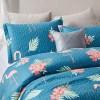 DreamHouse Bedding Bedsprei Flamingo 260 x 250 cm