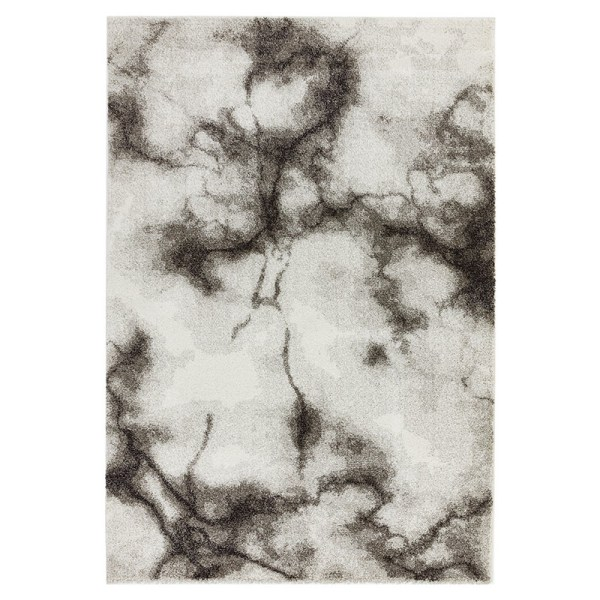 Vloerkleed Dream - Cream Black Easy Living 120 x 170 cm - Ga naar Dekbed-Discounter.nl & Profiteer Nu