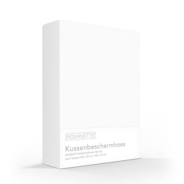 Molton Kussensloop Stretch Romanette 60 x 70 cm - Ga naar Dekbed-Discounter.nl & Profiteer Nu