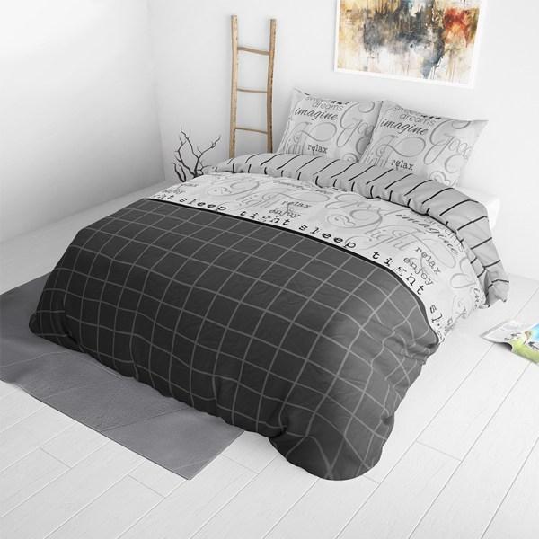 Sleeptime Elegance Good Relax 1-persoons (140 x 220 cm + 1 kussensloop) Dekbedovertrek