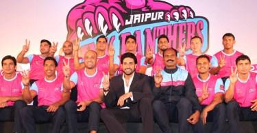 Pro Kabaddi League 2015:Jaipur Pink Panthers