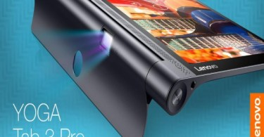 lenovo yoga tab 3 pro specs features