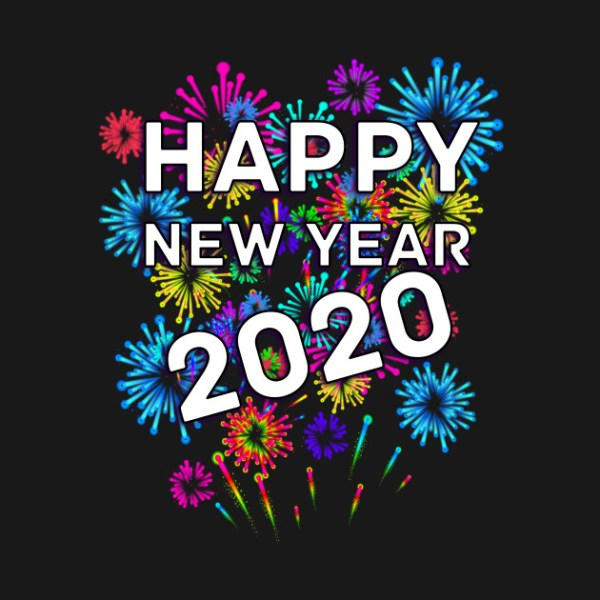 2020 Happy New Year Whatsapp Dp Wallpapers Pictures Images
