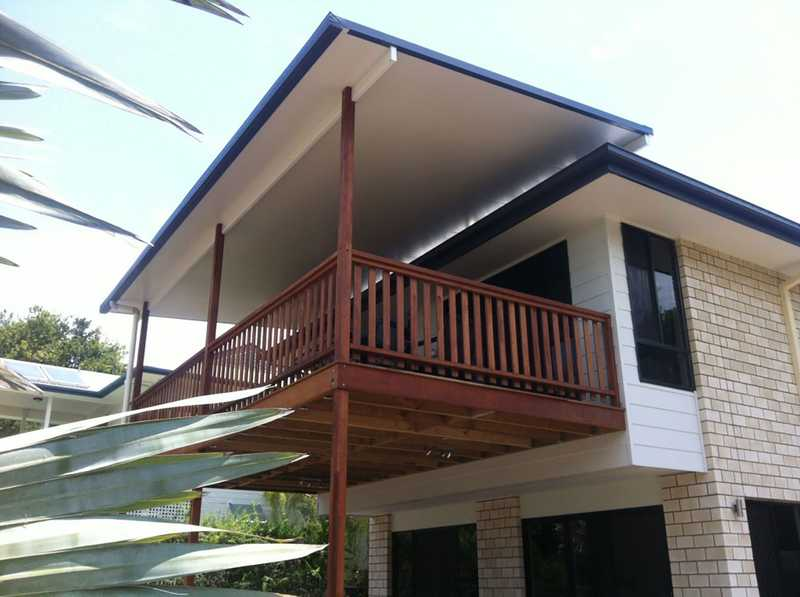 insulated patio roofing options se qld