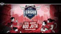 Berhadiah Total 600 Juta, Dunia Games League 2021