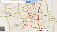 Cara Melihat Kemacetan Di Google Maps