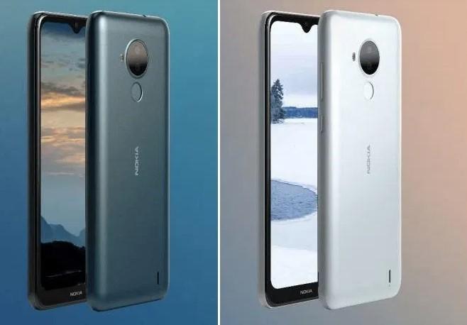 Render dan Spesifikasi Nokia C30