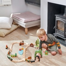 Tender Leaf Toys – Treinenset Wild Pines