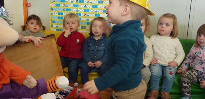 Integratie kinderdagverblijf – peuterklas