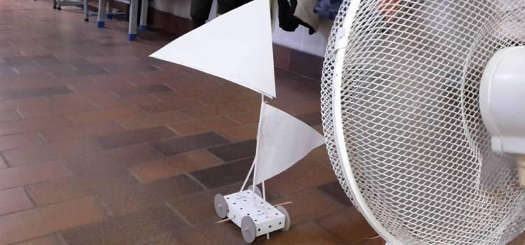L4B maakt auto op windenergie.