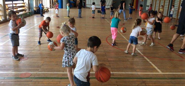 K2-K3 Basketinitiatie