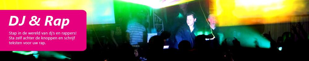 Workshop dj en rap