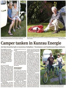 Camping in Kunrau am Drömling