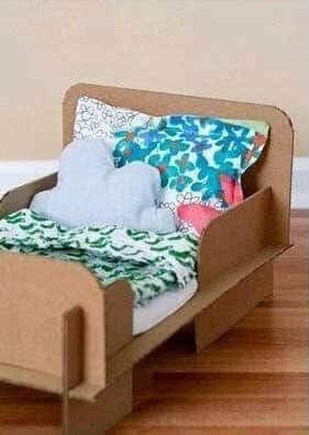 Bebek yatağı yapımı