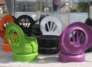 araba-lastiginden-koltuk-yapimi