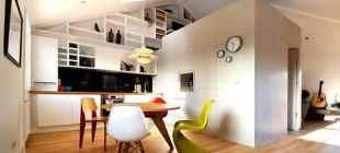 Seçilmiş En Güzel Stüdyo Daire Tasarımları