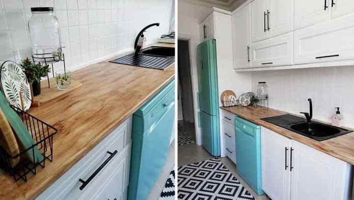 Mutfak Dolap Nasıl Boyanır, Hangi Teknikler Kullanılır?
