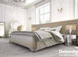 Yatak odası dekorasyonu fikirleri