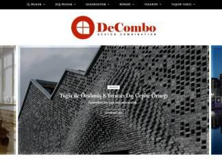 Decombo mimarlık mimari tasarım