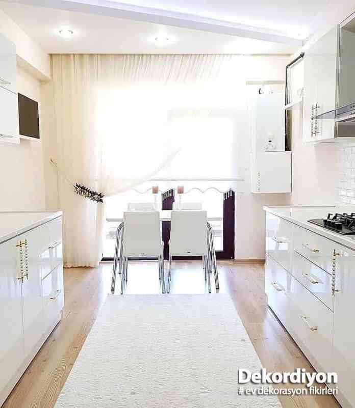 Mutfakta kolay temizlik