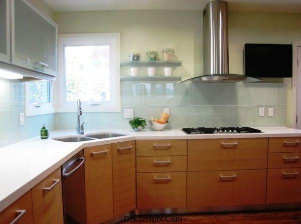 Kitchen Designs L Shaped Small Kitchens