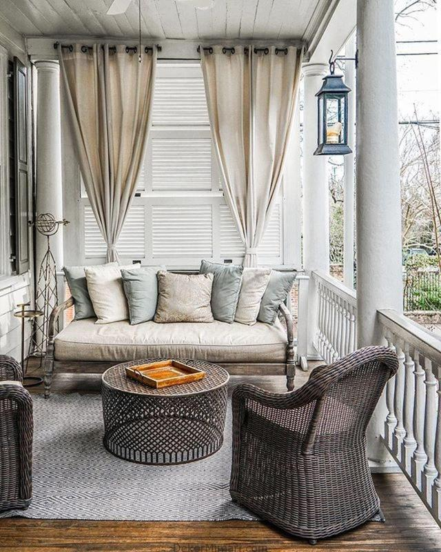 50 Lovely Front Porch Decor Ideas Match For Any Home Design