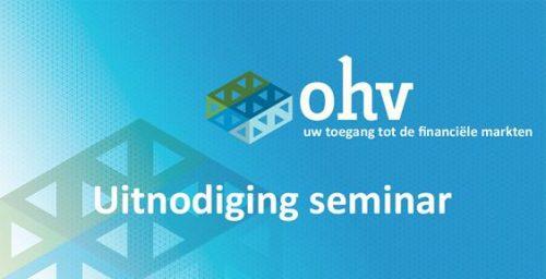 uitnodiging seminar OHV