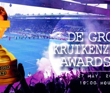 De Kruikenzeiker Awardshow 2016/2017