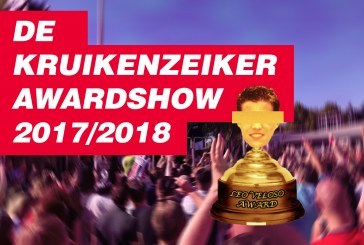 De Kruikenzeiker Awardshow 2017/2018