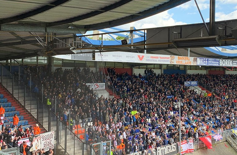 Willem II - FC Emmen