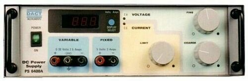 Variable Regulated Power Supply