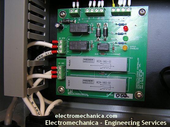 Electromechanica - Engineering Services
