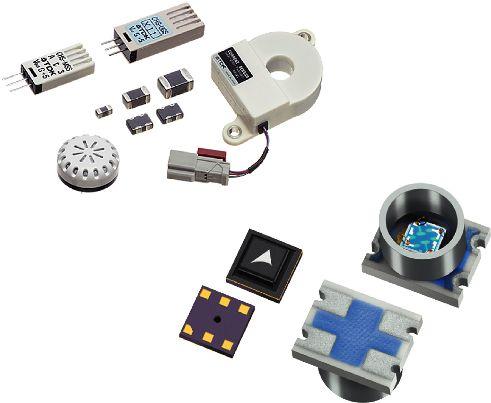 Sensors from TDK