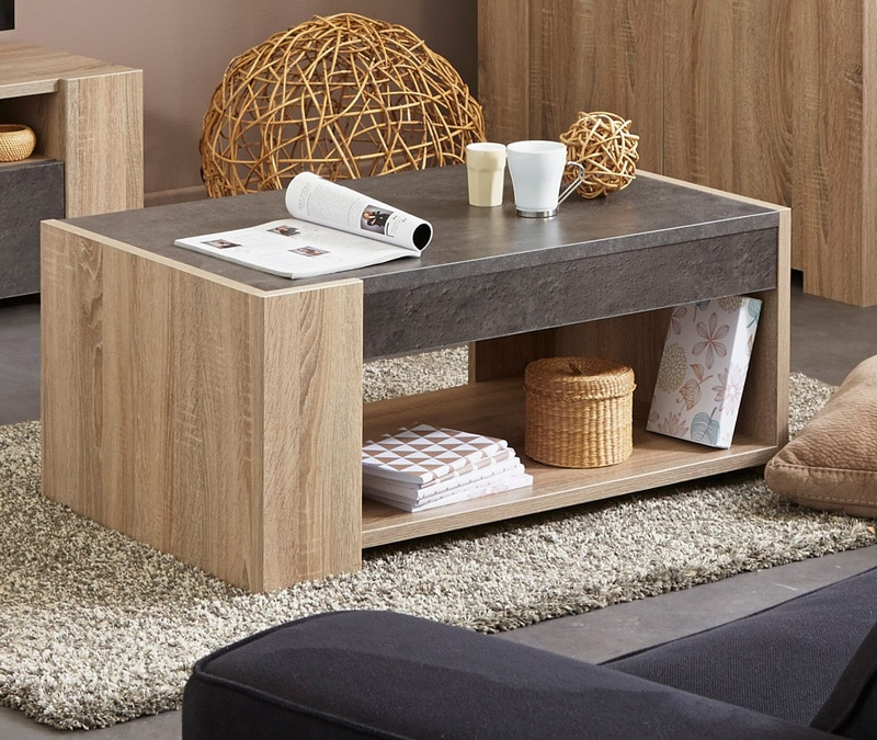 Table Basse Cocooning