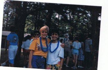 Linda Peirson Erny and Andrea Tumminia Buzby
