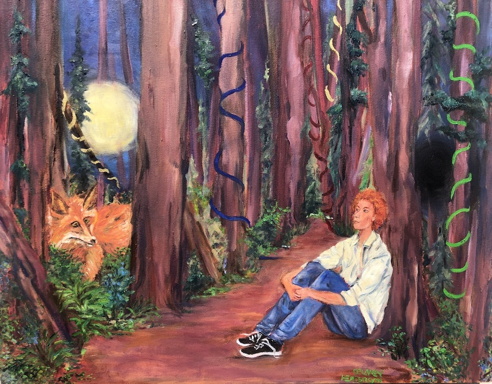 Fox in the Forest 24