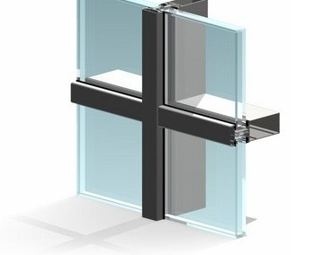 WS 50 Curtain Wall PG