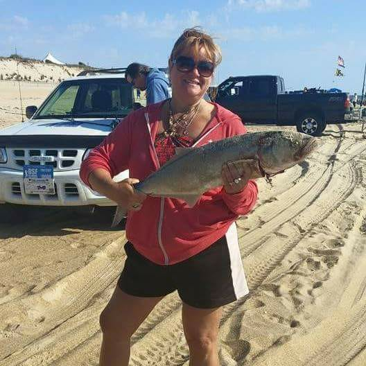 cape henlopen state park, bluefish, surffishing, delaware, sussex county, drive on beach