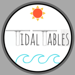 Tidal Tables, beach furniture, delaware, sussex county, war on the shore, delaware surf fishing