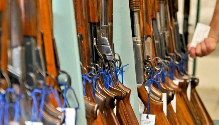 Wilson's Gun Auction