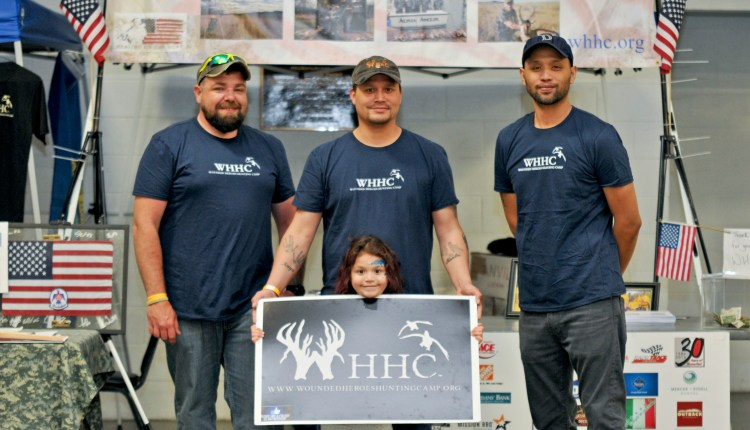 Wounded Heroes Hunting Camp