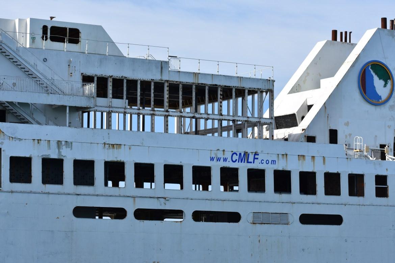 artificial reef, MV Twin Capes